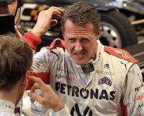 Michael Schumacher'den haber var! 5 yıl sonra ilk kez...