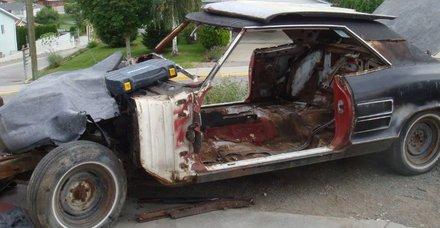1200 TL'ye aldığı arabaya öyle bir şey yaptı ki! Paha biçilemiyor