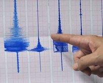 1 saatte 47 adet deprem!