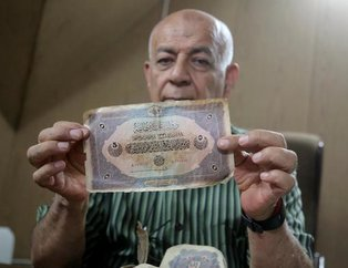 Osmanlı askerinden emanet! 103 yıldır gözü gibi bakıyor