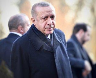 Başkan Erdoğan 66. yaşında! İlk kutlama AK Parti'den #NiceSenelereSeninle