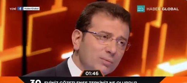 CHP'li Ekrem İmamoğlu Kaftancıoğlu'nun itiraflarını unutup yalana sarıldı!