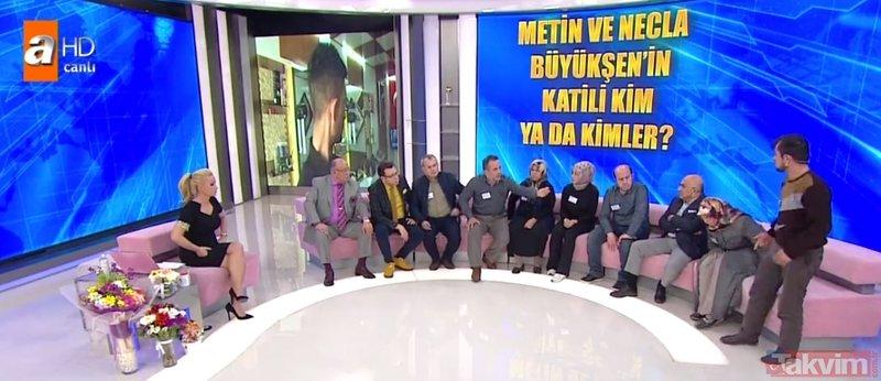 Müge Anlı canlı yayınında kavga çıktı! Muzaffer Büyükşen Konya'daki cinayetin katillerini açıkladı! 25 Nisan