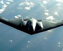 ABD B-2'leri bölgeye konuşlandırdı!
