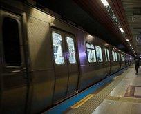 Yenikapı metro istasyonu kapatıldı