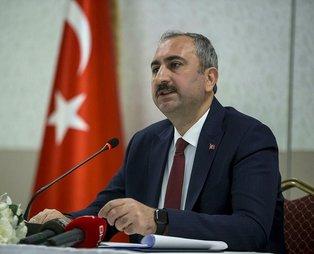 Son dakika: Adalet Bakanı Abdulhamit Gül'den Kılıçdaroğlu'na baro tepkisi