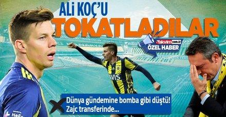 Fenerbahçe'nin Miha Zajc transferi hakkında bomba iddia! Dolandırıldı!