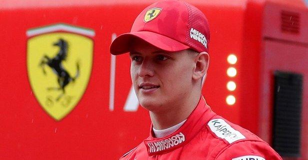 Mick Schumacher kimdir, kaç yaşında? Mick Schumacher Haas takımıyla anlaştı!