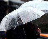 Meteoroloji'den o bölgeler için kuvvetli yağış uyarısı!