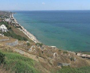 Silivri'de 4 arkadaşın deniz macerası acı bitti