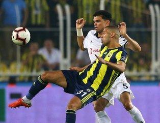 Kadıköyde kazanan yok | Fenerbahçe: 1 - Beşiktaş: 1 MAÇ SONUCU