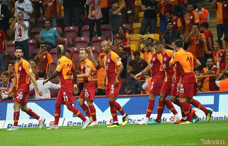 Fotomaç'ın usta yazarları G.Saray-Alanyaspor maçını yazdı