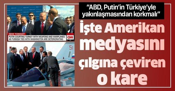 ABD Putin'in Türkiye'yle yakınlaşmasından korkmalı