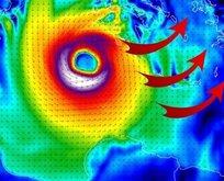 Tropik fırtına İstanbul'u vuracak mı?