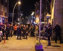 Bolu'da hareketli dakikalar! Vatandaşlar linç girişiminde bulundu