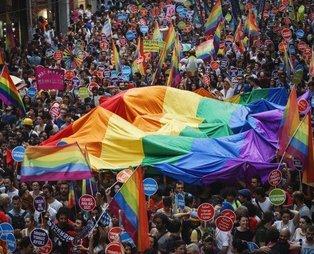Gelecek nesilleri bekleyen büyük tehlike LGBTİ! CHP, HDP ve yandaş basın sapkınlığa arka çıkıyor...