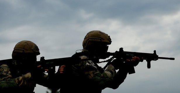 MSB duyurdu: Fırat Kalkanı bölgesinde sıcak çatışma!