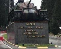 Tank palet fabrikası yalanlarını TBMM gündeminde ifşa etti