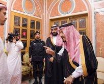 Suudi Kral'dan Cemal Kaşıkçı açıklaması
