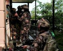 PKK operasyonu! Kandil'de eğitim almışlar!