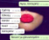 WhatsApp'tan yazdığı kızın sevgilisi çıktı!