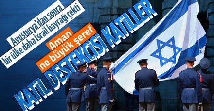Avusturya'nın ardından bir skandal destek de Çekya'dan