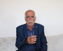 Gara şehidinin babası: Yüreğimize su serpildi