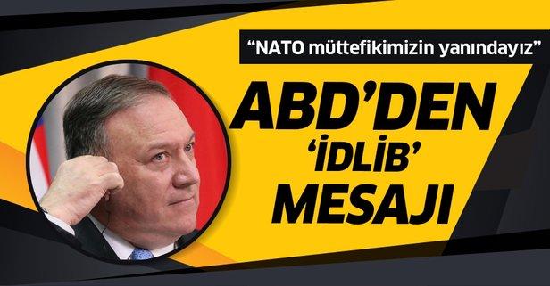 Pompeo'dan flaş Türkiye açıklaması
