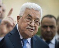 Filistin İsrail ile tüm anlaşmalardan çekildi!
