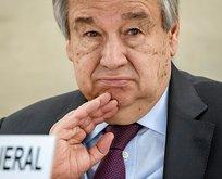 Guterres, dünyayı sarsan felaketi açıkladı