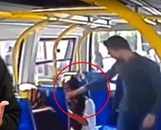 Şort giyen kıza minibüste saldırmıştı! Cezası belli oldu