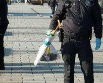 İstanbul korkunç olay! Bir anda kanlar içinde yere yığıldı