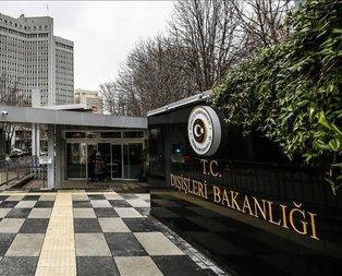 Türkiye'den BM'nin Kaşıkçı raporuna ilk yorum