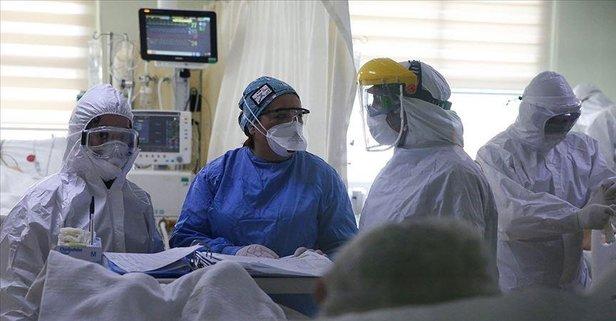 Ürdün ve Irak'ta Kovid-19 kaynaklı ölümler arttı