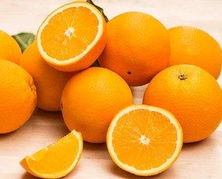 Portakalı soydum kalbimi korudum