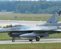 Rum medyasından flaş açıklama: Yunanistan Türkye'den korktuğu için F-16'lar uçuramadı!