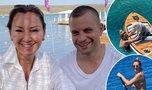 Pınar Altuğ tekne tatiline devam ediyor! Kırmızı mayonun ardından şimdi de bikinili boy gösterdi kayınvalideden yorum gecikmedi!