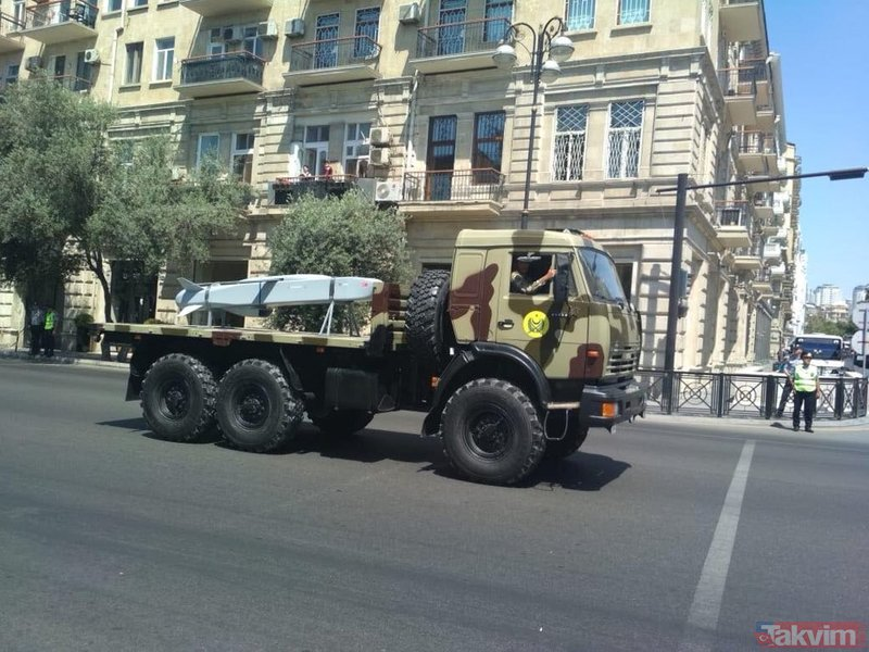 Azerbaycan ordusunun 100. kuruluş yıl dönümü kutlanıyor