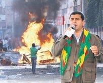 PKK'nın emir kulları talimatla sokağa çağırdı!