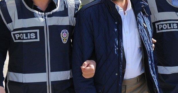 FETÖ'cü haşhaşi Ankara'da paket!