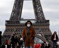 Fransa'da vaka sayısındaki hızlı artış sürüyor