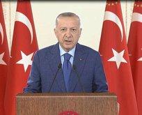 Başkan Erdoğan yerli aşının ismini açıkladı