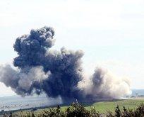 Kuzey Iraka hava harekatı!