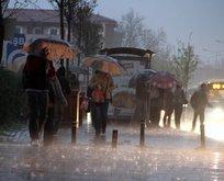 Dışarı çıkacaklar dikkat! İstanbul hava durumu için rapor geldi!