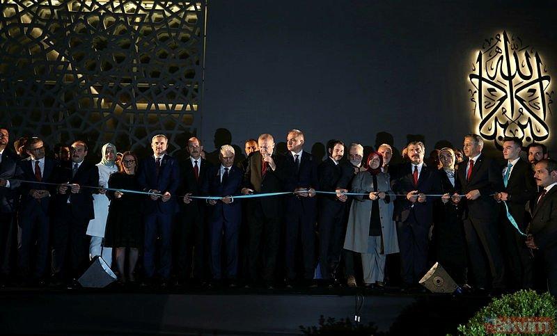 Başkan Erdoğan açılışını yaptı! İşte Hafıza 15 Temmuz Müzesi