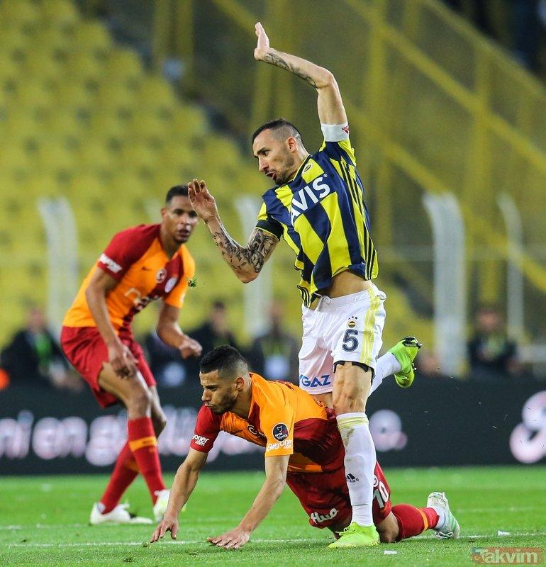 Galatasaray'ın Younes Belhanda kararı belli oldu! Önümüzdeki sezon...