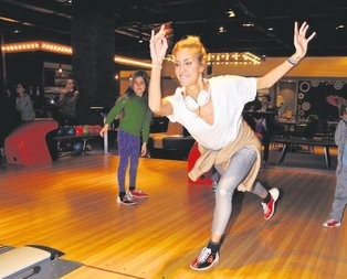 Çağla style bowling