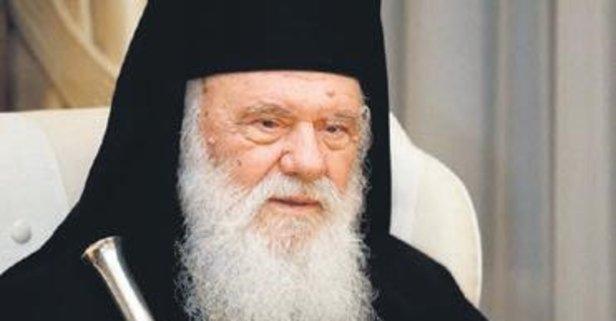 Başpiskopos'tan küstah cevap