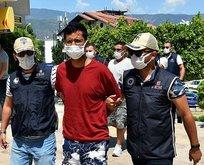 Yunan'a kaçmaya çalışan PKK'lı terörist enselendi!