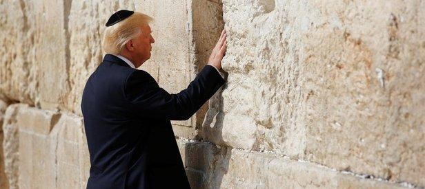 Trump skandal Kudüs kararını resmen açıkladı